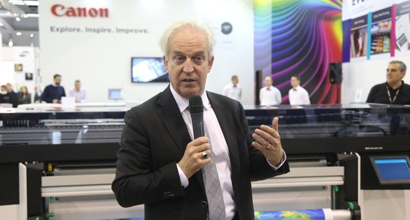 Rob Koenen - regionalni menadžer prodaje rešenja produkcione štampe