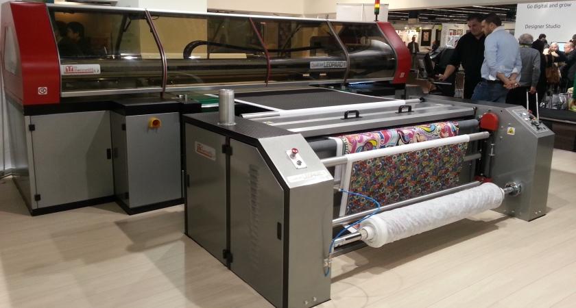 Digitalni tisak tekstila