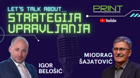 Let's talk about… Strategija upravljanja