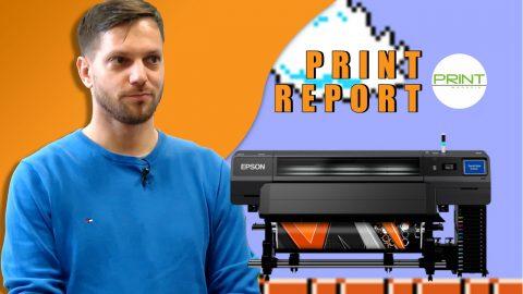 Print Report: Bili smo u DIT-u! Što se krije iza novog pisača Epson SureColor R5010L?