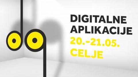 DA! Digitalne Aplikacije Celje – povratak događanja uživo