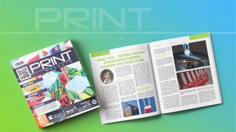 Prelistajte online izdanje prvog broja Print Magazina u 2021.