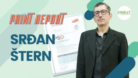 Print Report: Fogra PSD certifikacija u Grafičkom studiu 5do12