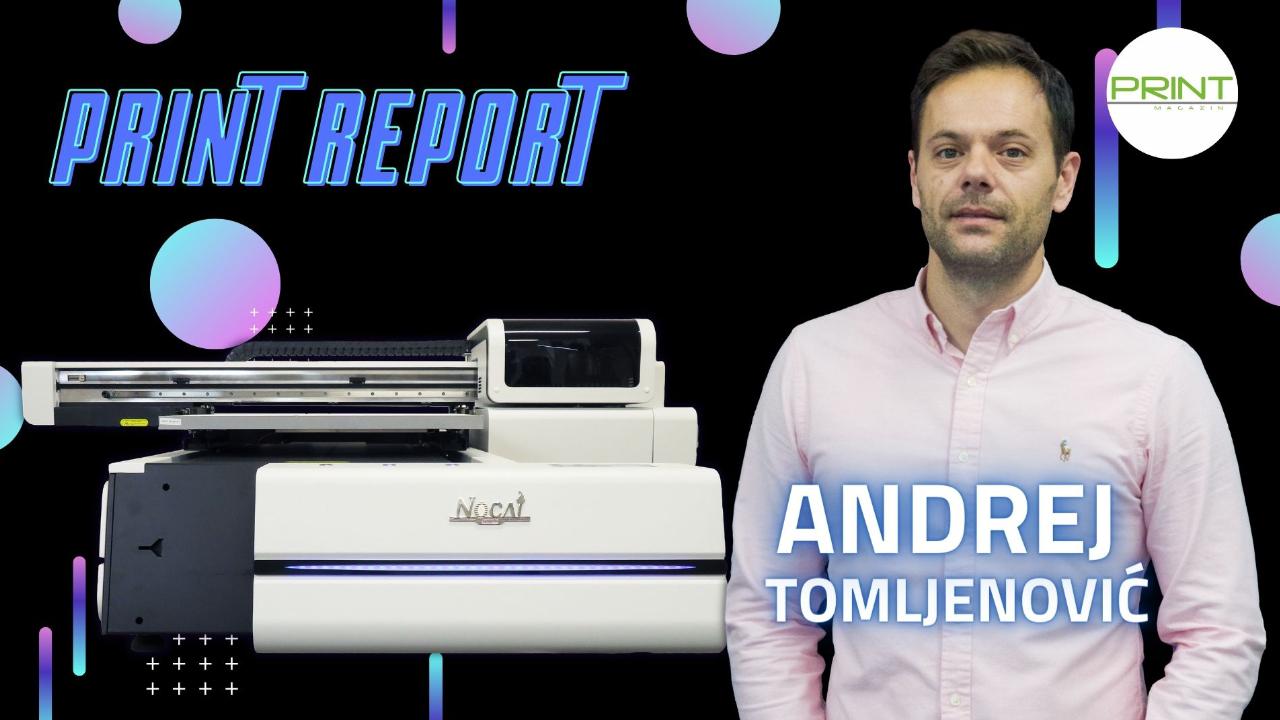 Print Report: Dimasu predstavio povoljan UV pisač visokih performansi
