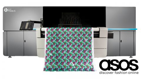 ASOS i Fashion-Enter kreću u suradnja s tvrtkom Kornit Digital
