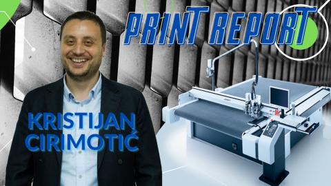 Print Report: Duplo brži i produktivniji uz Zünd rezač