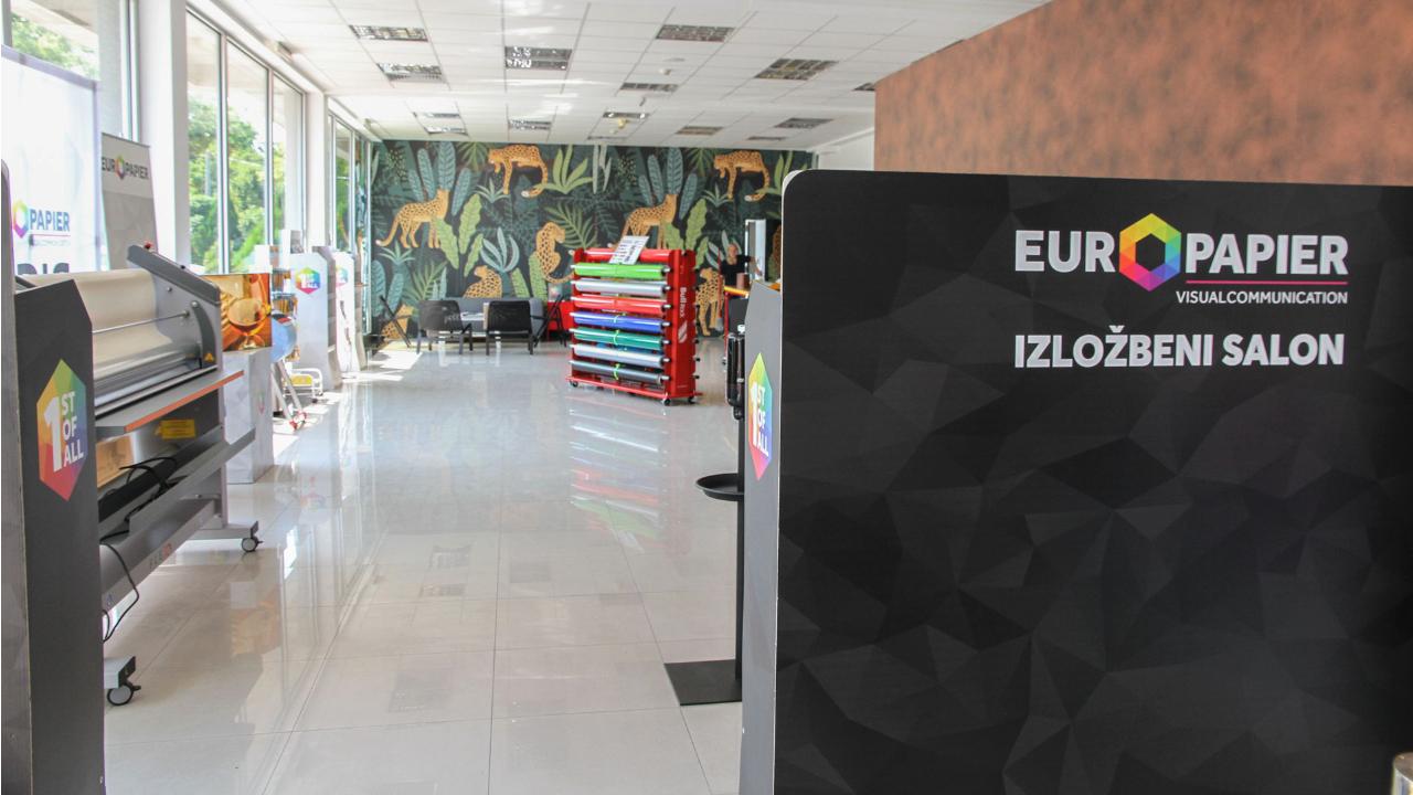 Otvoren jedan od najljepših izložbenih salona u regiji