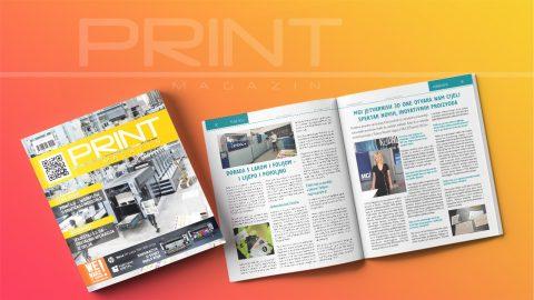 Šta vas očekuje u novom broju Print Magazina?