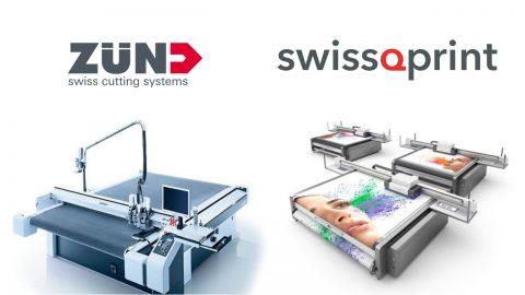 swissQprint – Zünd zajednički Open House event